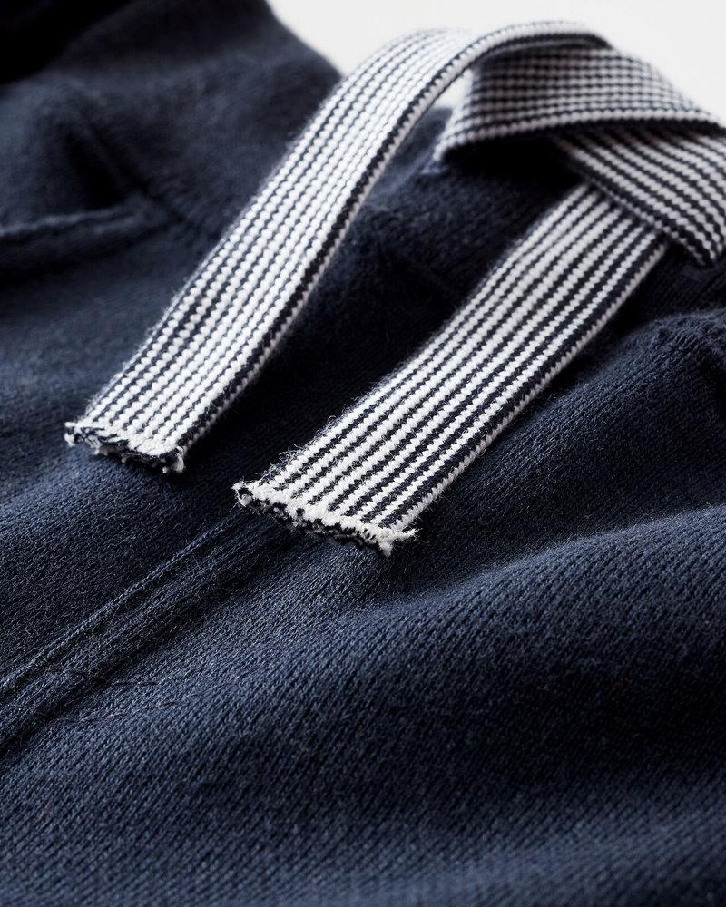 Petit Bateau Donkerblauwe comfortabele broek