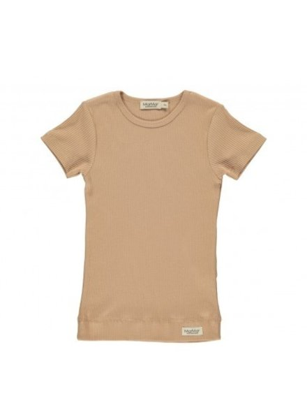 MarMar T-shirt met korte mouw Modal | Rose Stone