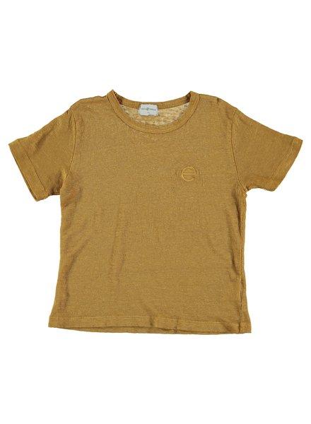Violeta e Federico T-shirt E | Mustard
