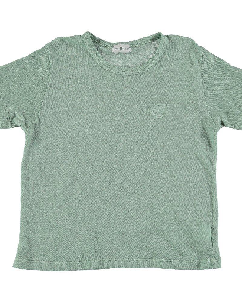 Violeta e Federico T-shirt E | Green