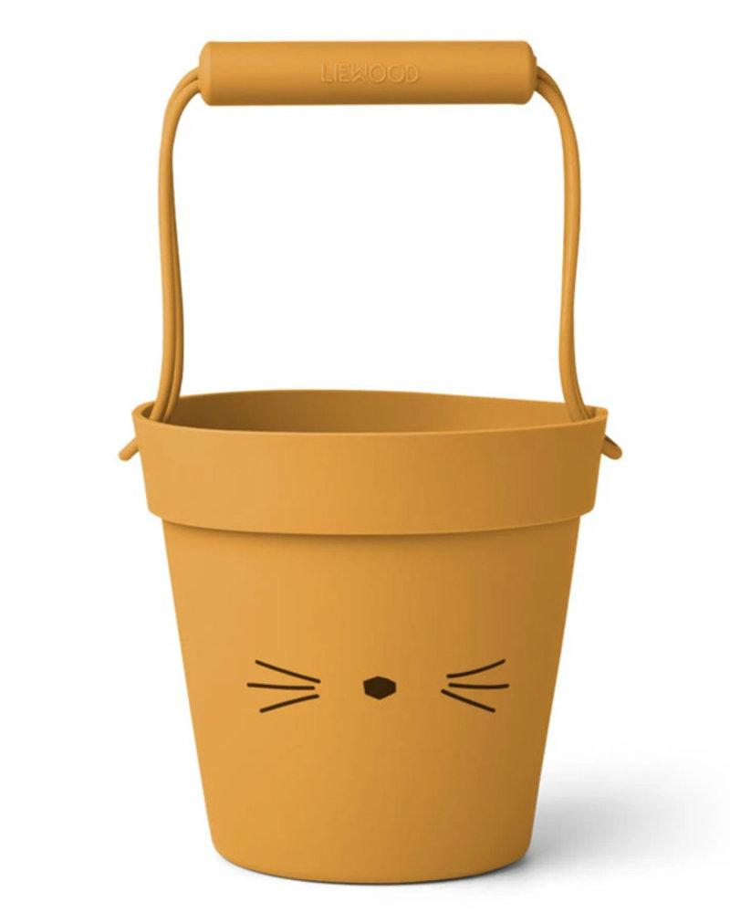 Liewood Linda Emmer   Cat yellow mellow - PROMO
