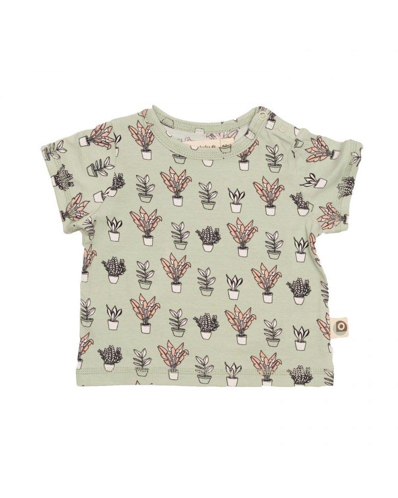onnolulu T-shirt Emi | Plants