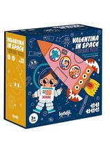 Londji Valentina in Space - Glow in the dark puzzel