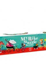 Londji My Bike - Puzzel - 54st.