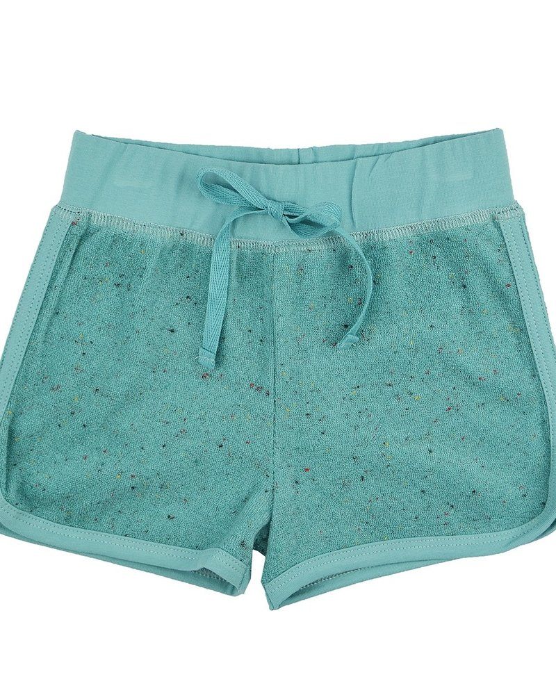 ba*ba babywear Short   Speckled terry   Aqua