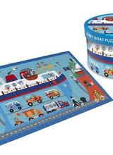 Scratch Puzzel | Veerboot - 60st.