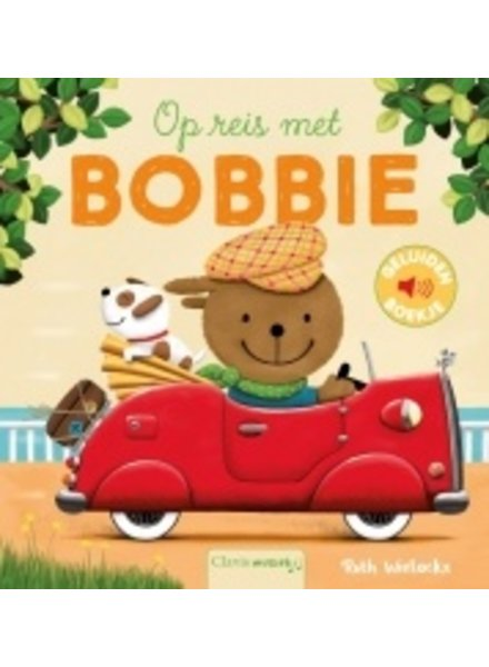 Clavis Geluidenboekje | Op reis met Bobbie