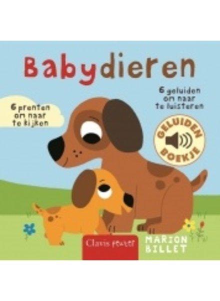 Clavis Geluidenboekje | Babydieren