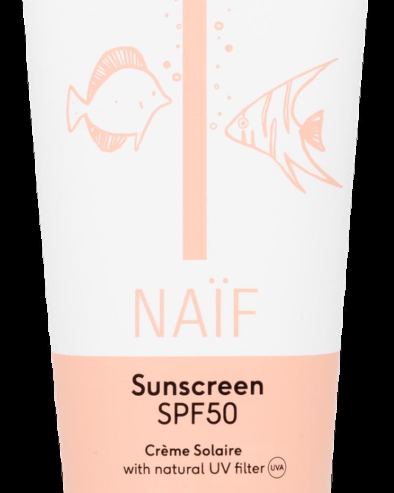 Naïf Zonnebrandcrème SPF 50