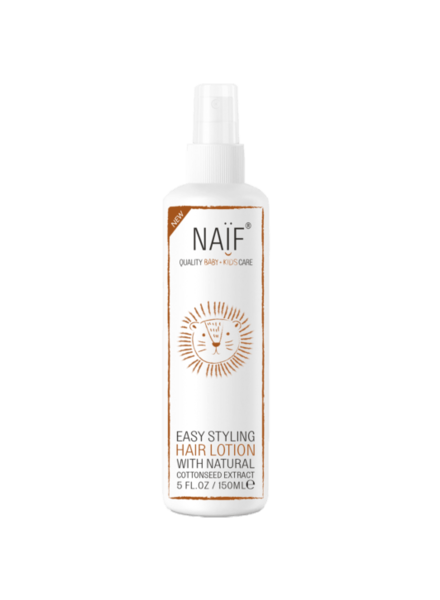 Naïf Easy Styling hairspray