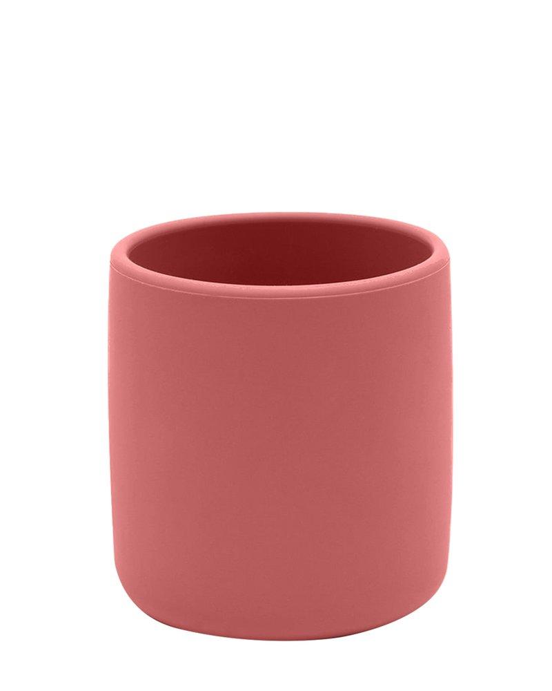 MiniKOiOi Mini Cup | Donkerroze