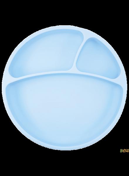 MiniKOiOi Vakjesbord met zuignap - Blauw