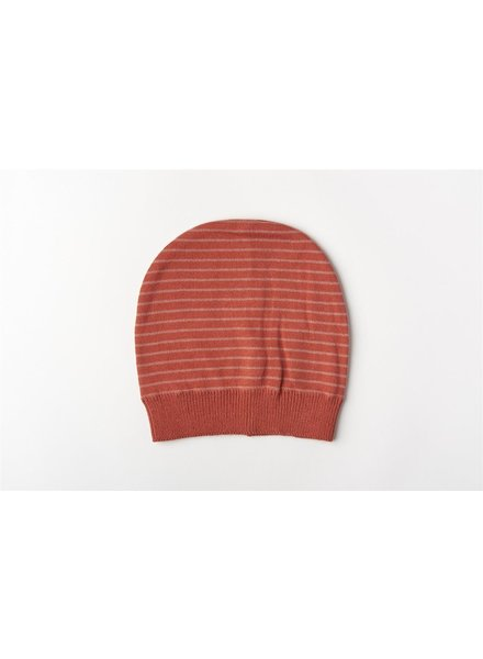 Mundo Melocotón Muts Organic Knitwear Stripes La Línea Chili