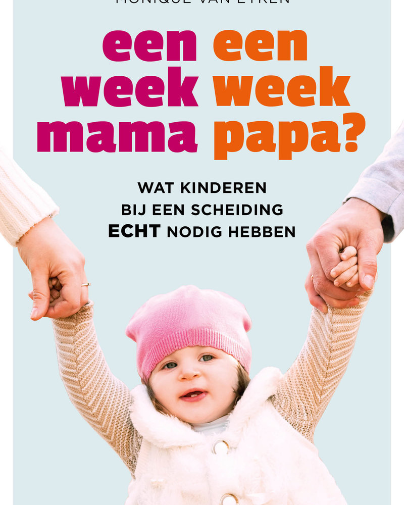 Lannoo Een week mama, een week papa ?