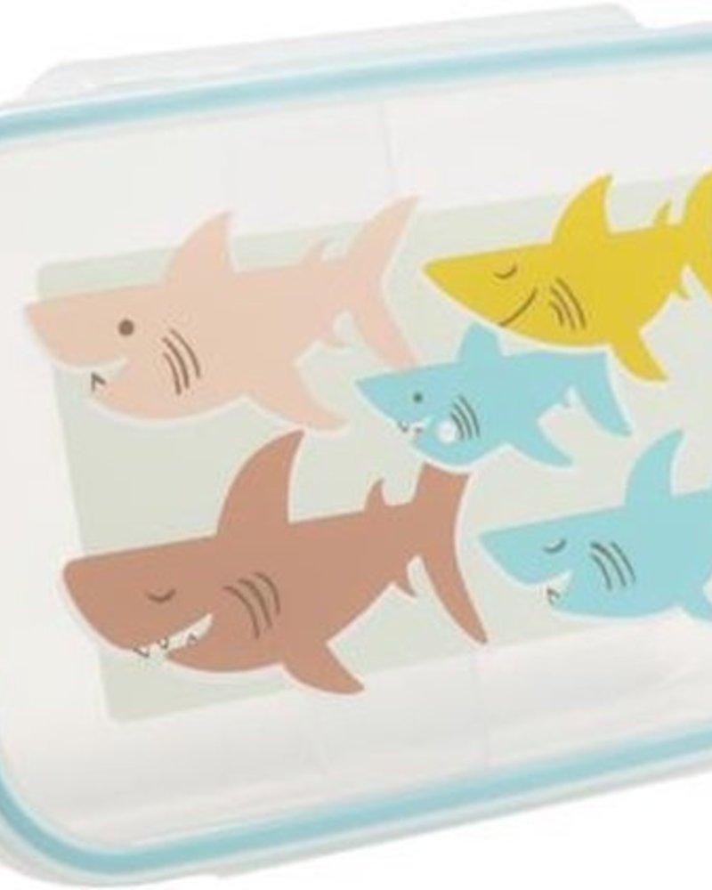 Sugarbooger Bento brooddoos | Smiley Shark