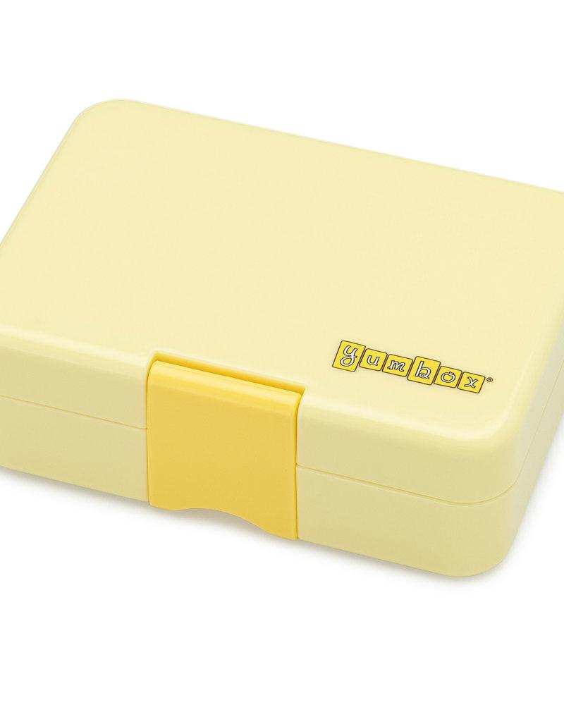 Yumbox MiniSnack 3 vakken | Sunburst geel