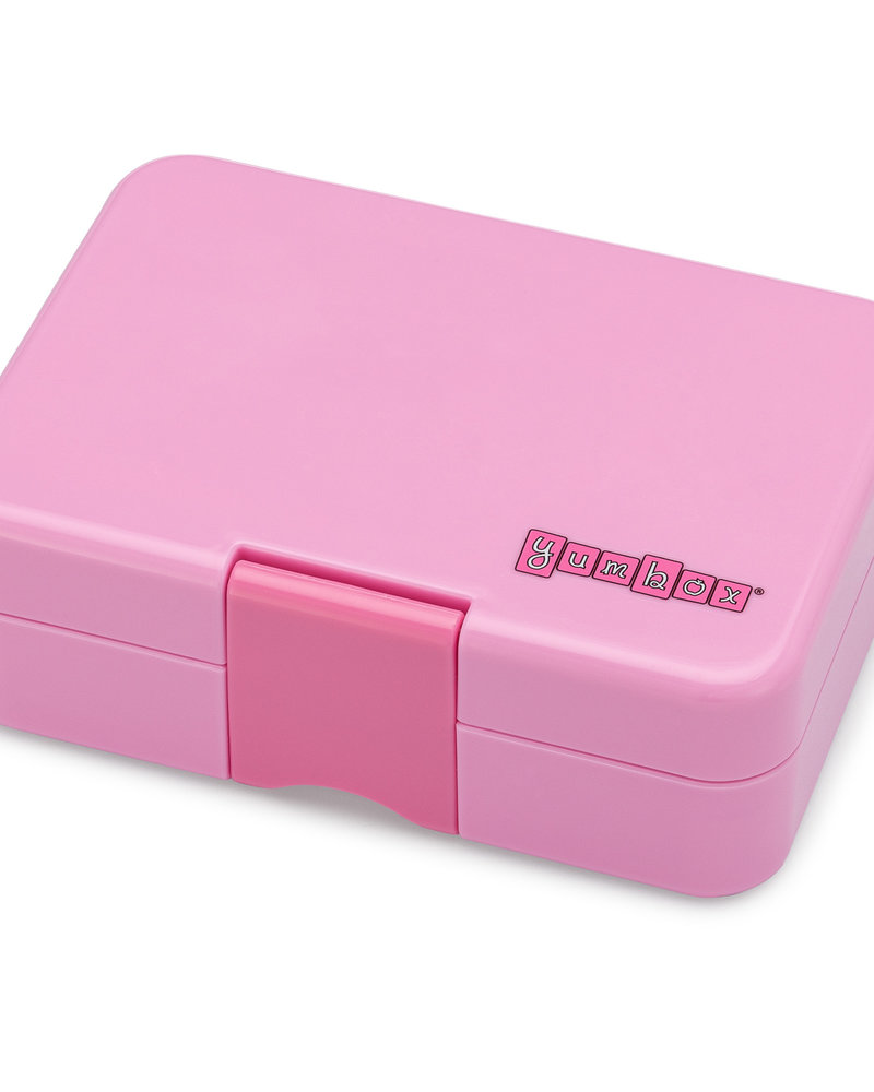 Yumbox MiniSnack 3 vakken | Stardust pink