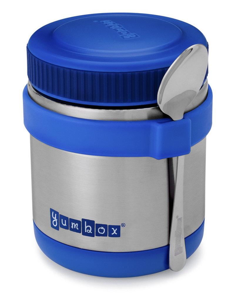 Yumbox Zuppa met lepel | Neptune blauw