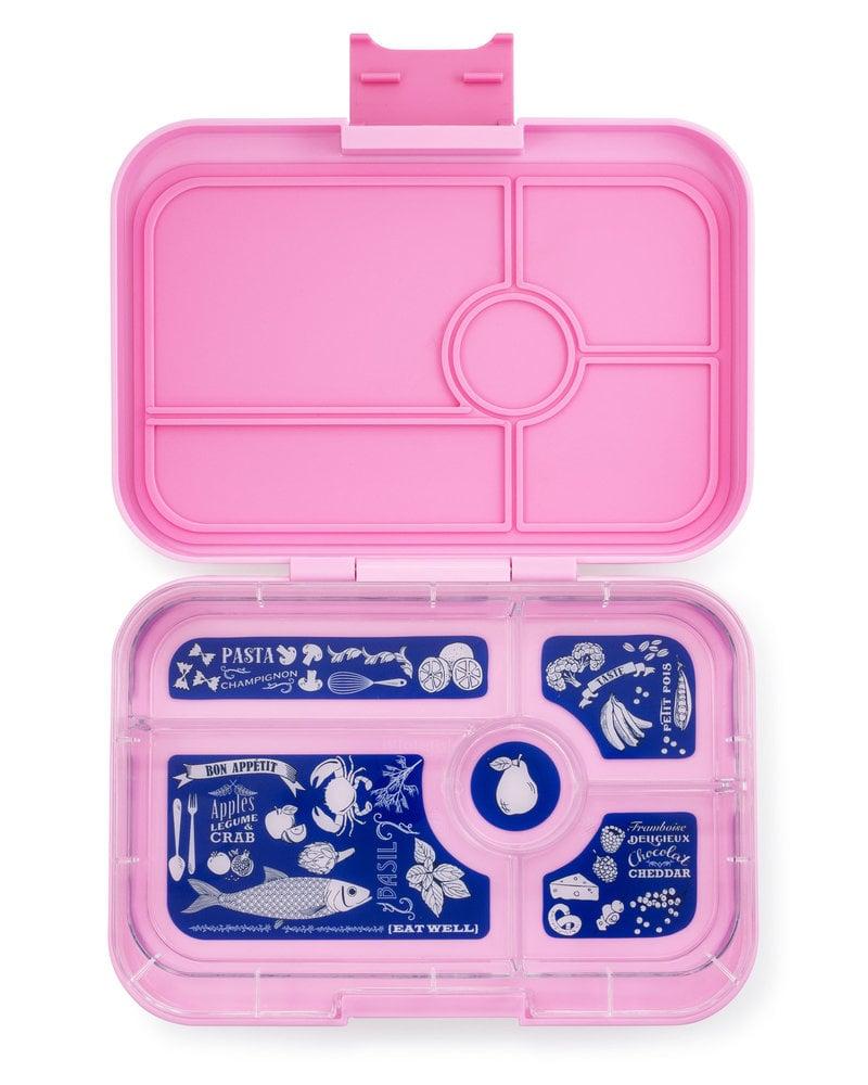 Yumbox Tapas XL 5 vakken | Stardust pink
