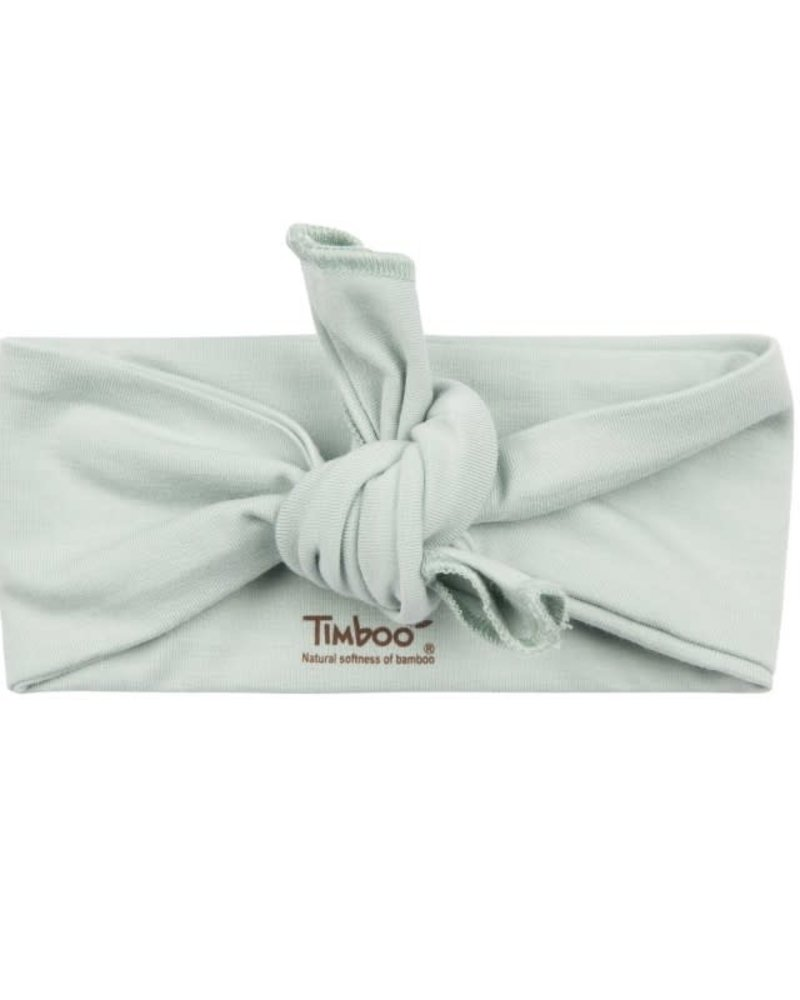 Timboo Baby haarband | Sea blue