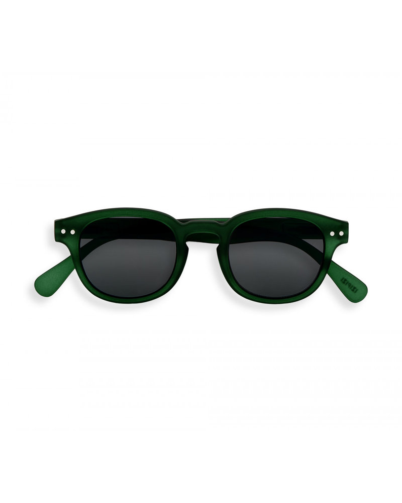 izipizi #C Sun Junior | Green Crystal