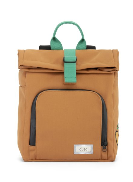 dusq Mini Bag | Canvas | Sunset cognac