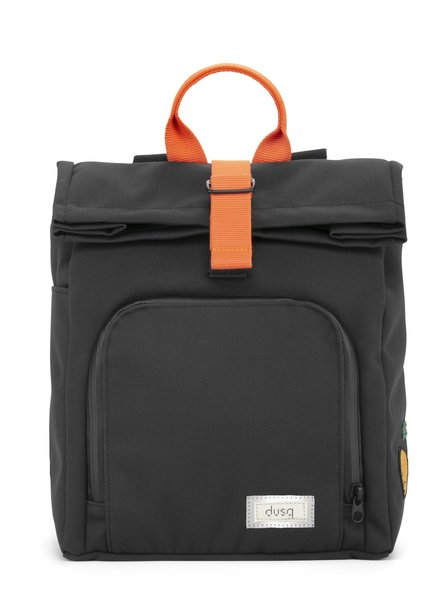 dusq Mini Bag | Canvas | Night black