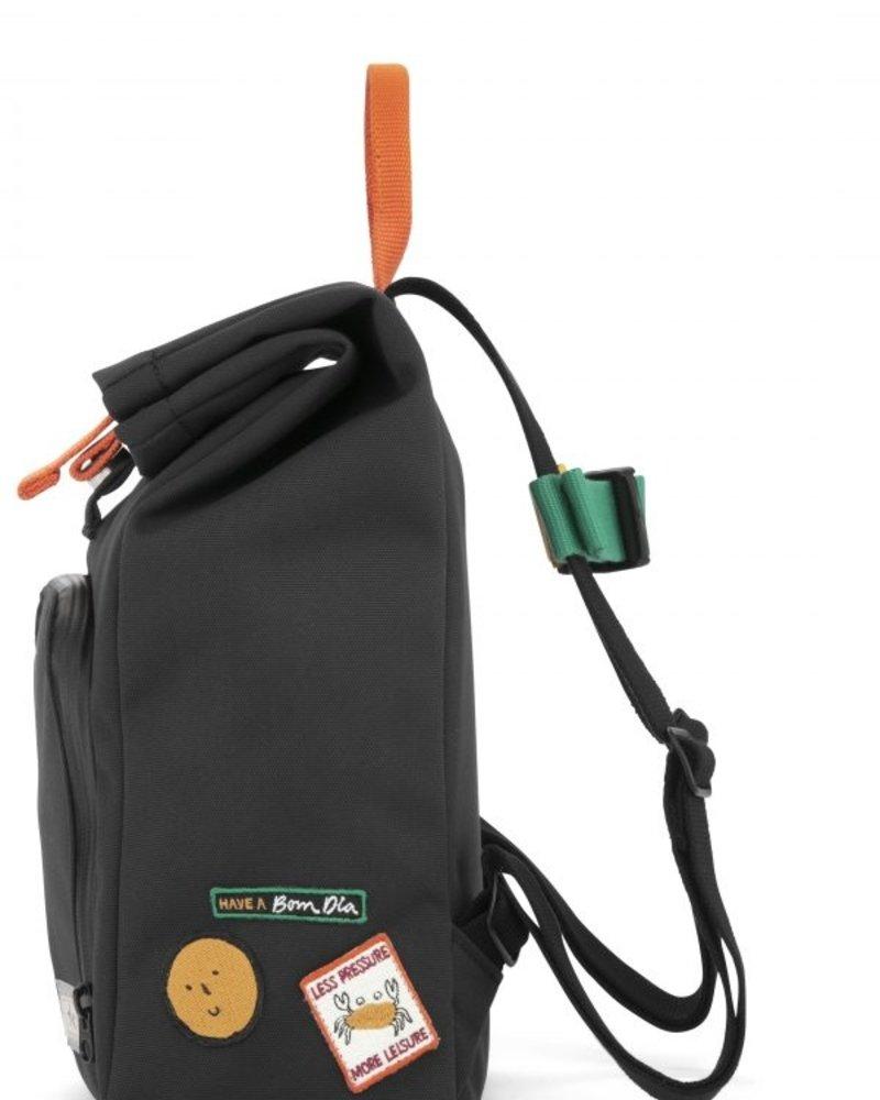 dusq Mini Bag   Canvas   Night black