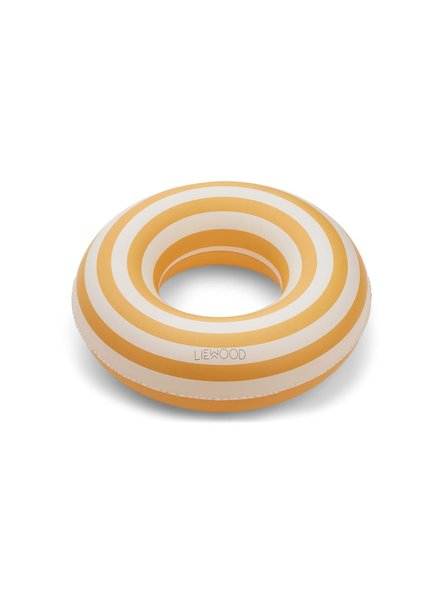Liewood Baloo zwemband | Stripe Yellow mellow - creme de la creme - PROMO