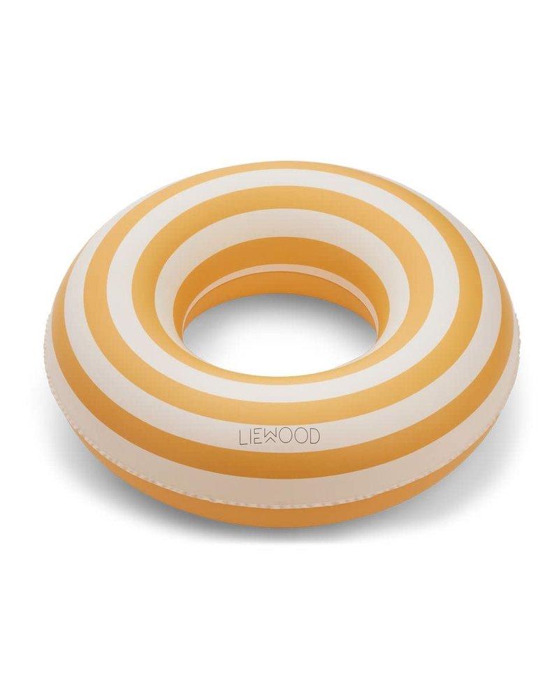 Liewood Baloo zwemband   Stripe Yellow mellow - creme de la creme