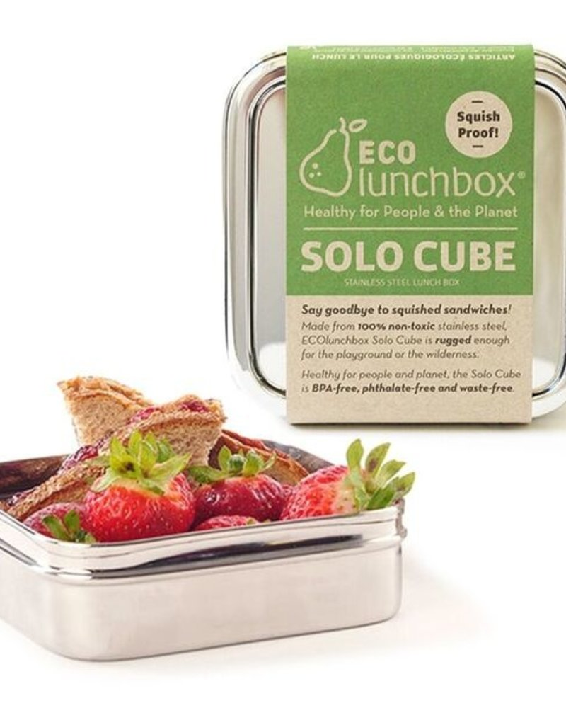 Eco Lunchbox Solo Cube brooddoos