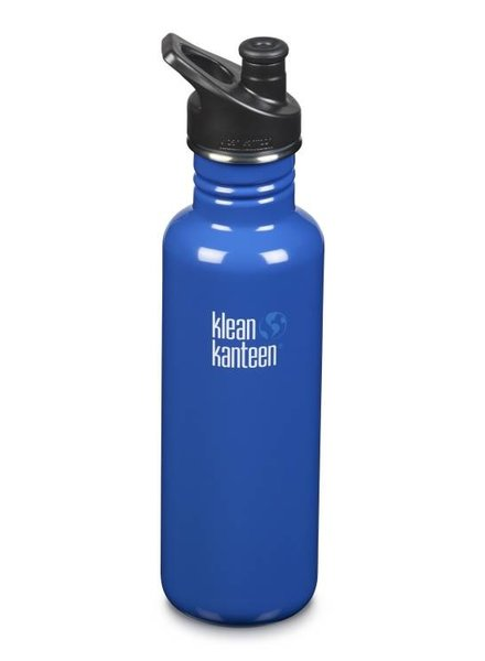 Klean Kanteen Drinkbus | Classic Sport 800ml | Coastal waters