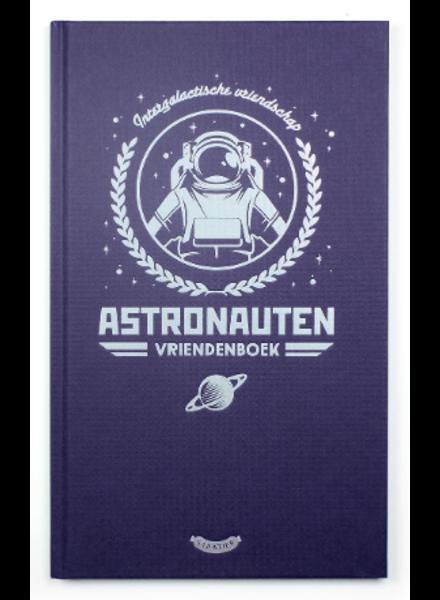 Stratier Vriendenboek | Astronauten
