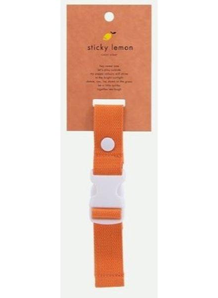 Sticky Lemon Borststrap | Wanderer Carrot Orange