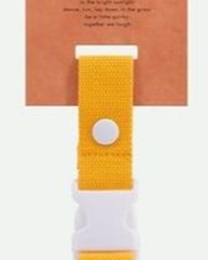 Sticky Lemon Borststrap | Wanderer Sunny Yellow
