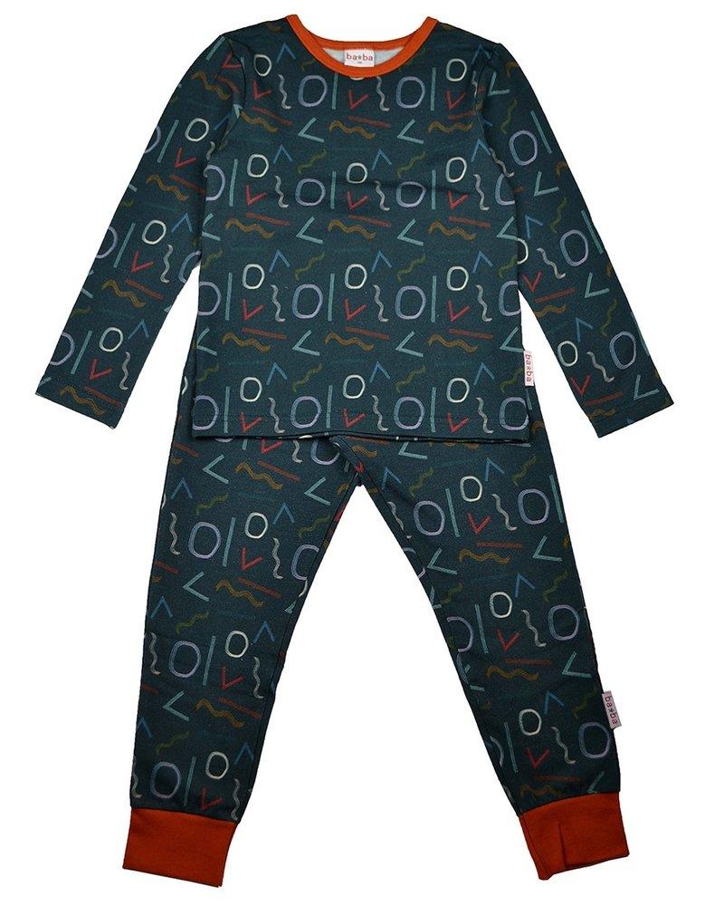 ba*ba Pyjama   Shading Forms