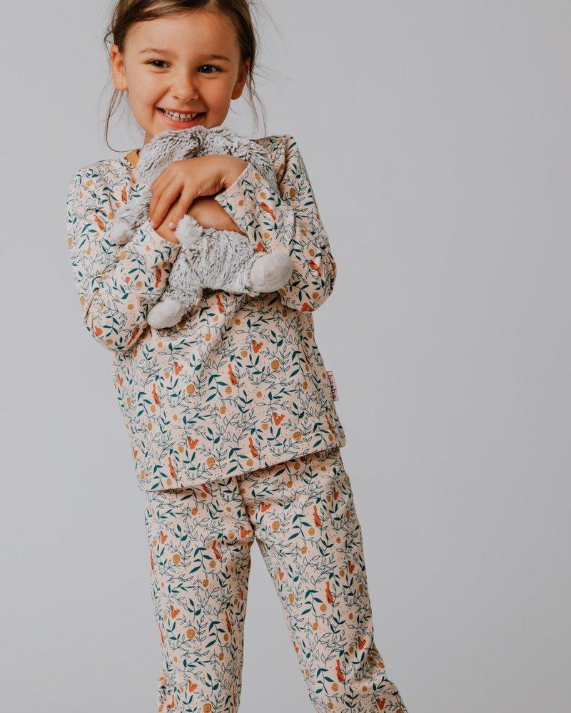 ba*ba babywear Pyjama | Rabbit and Squirrel