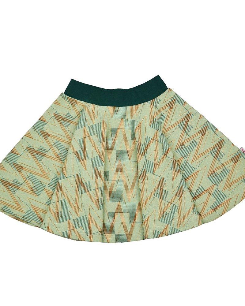 ba*ba babywear Cirkelrok   Geometric Jacquard