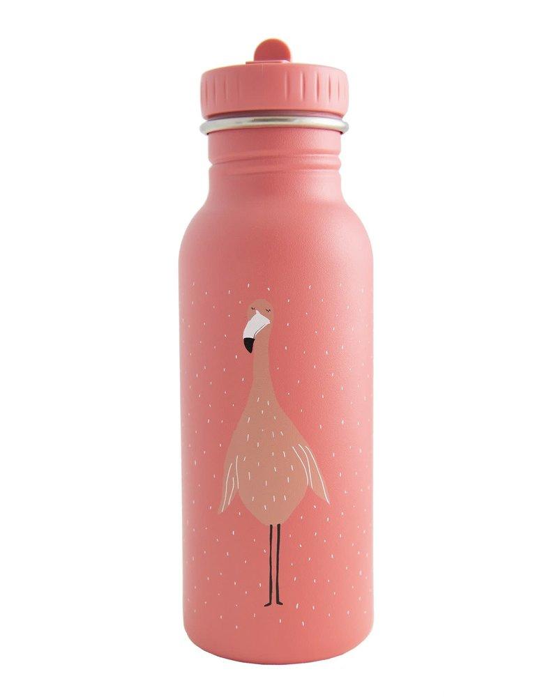 Drinkfles 500ml   Mrs Flamingo