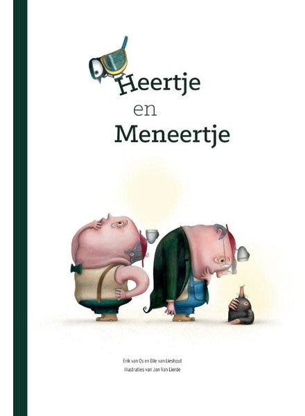 Van Halewyck Heertje en meneertje