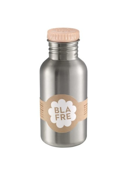 Blafre Drinkfles 500ml | Peach