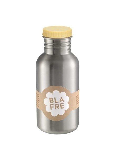 Blafre Drinkfles 500ml | Light yellow