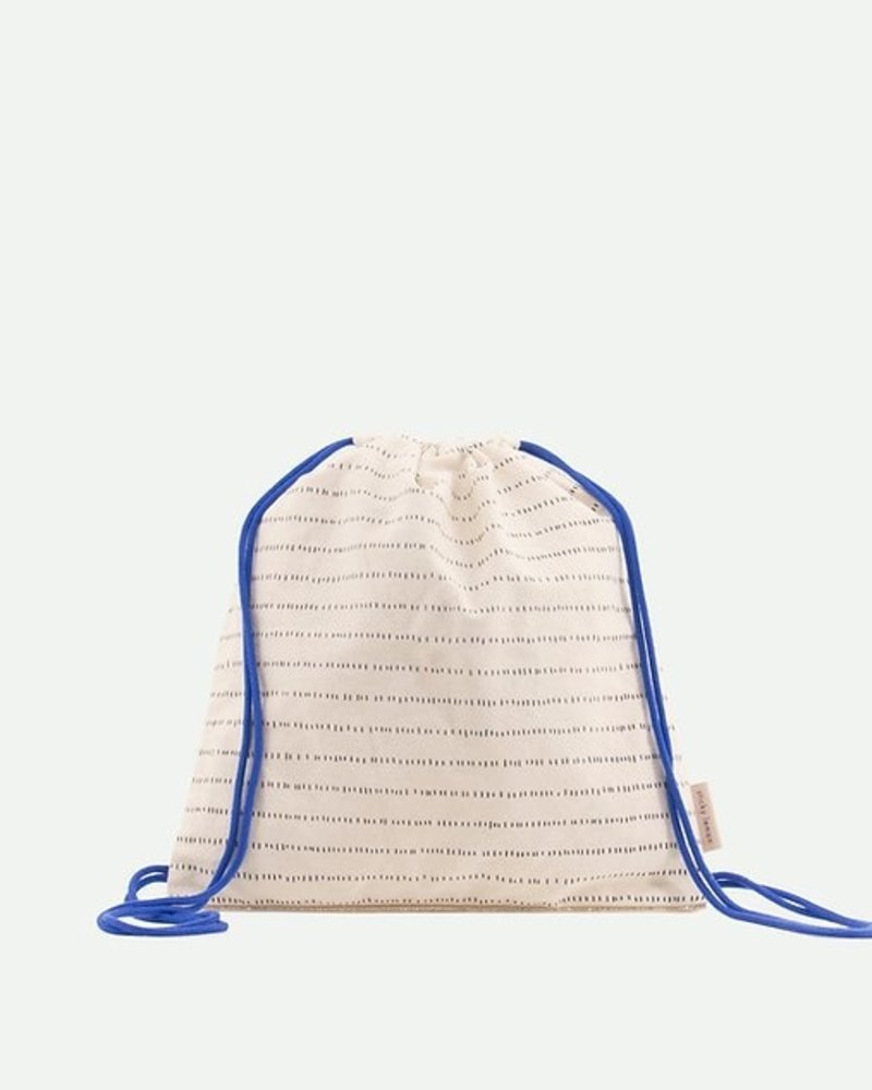 Sticky Lemon Drawstring bag ink blue