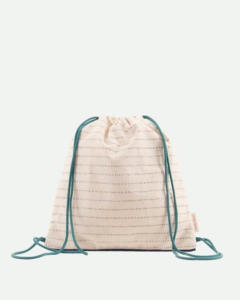 Sticky Lemon Drawstring bag grass green