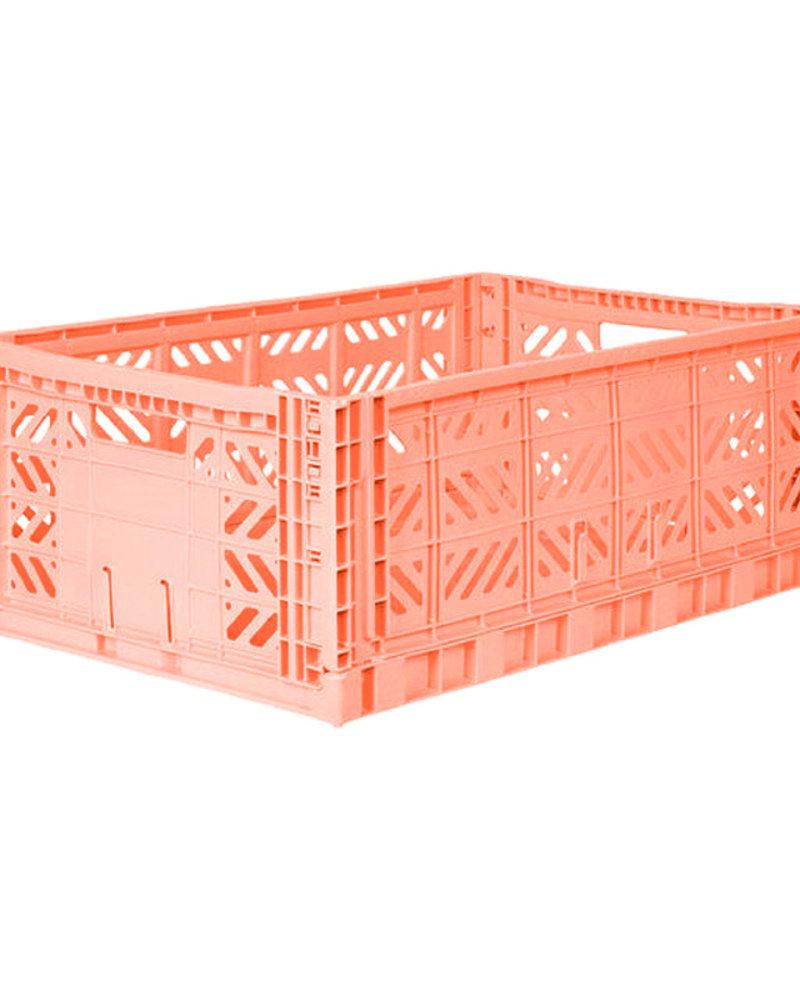 Ay-kasa Krat maxi - Salmon pink