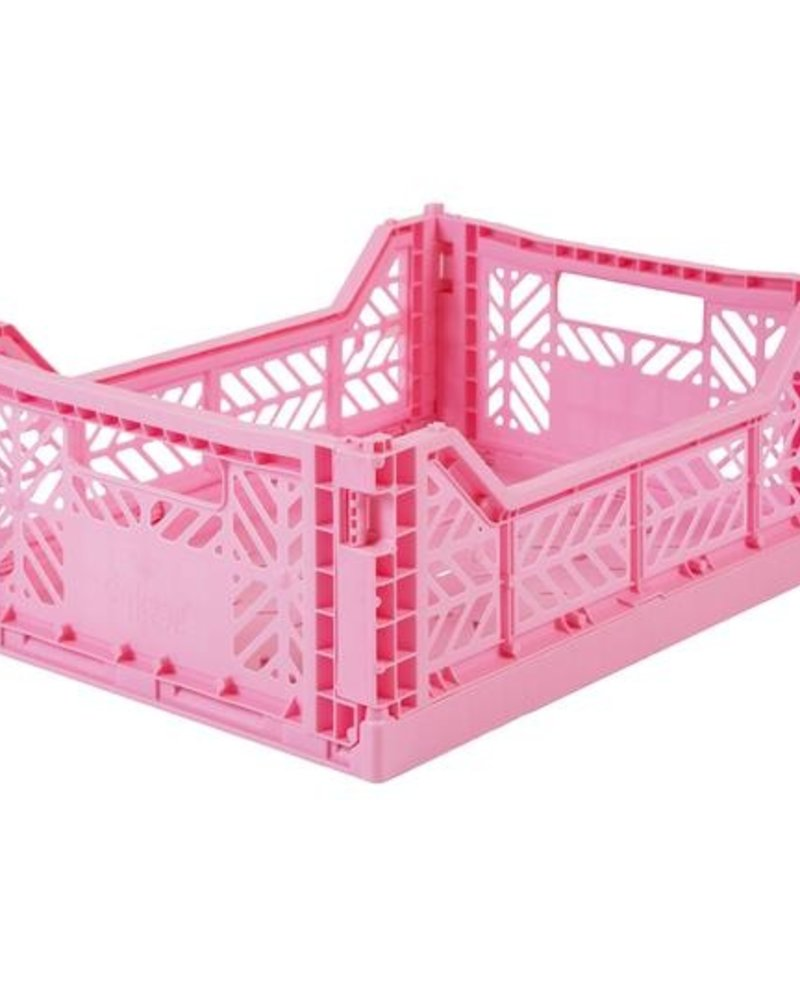 Ay-kasa Krat midi - Baby pink