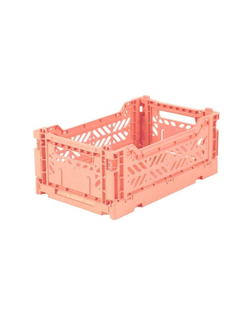 Ay-kasa Krat mini - Salmon pink