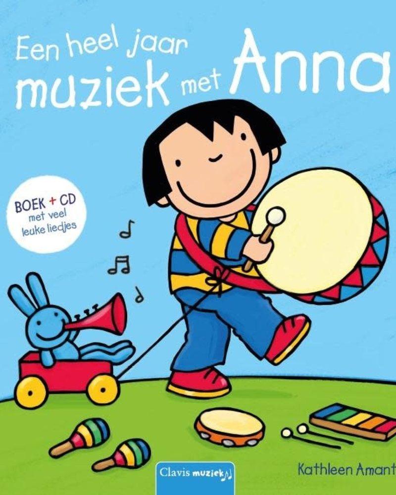 Clavis Een heel jaar muziek met Anna