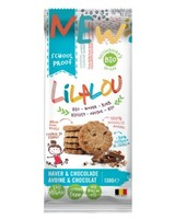 Lilalou Biscuits Lilalou Biscuits - Haver & Chocolade (vegan & lactosevrij)