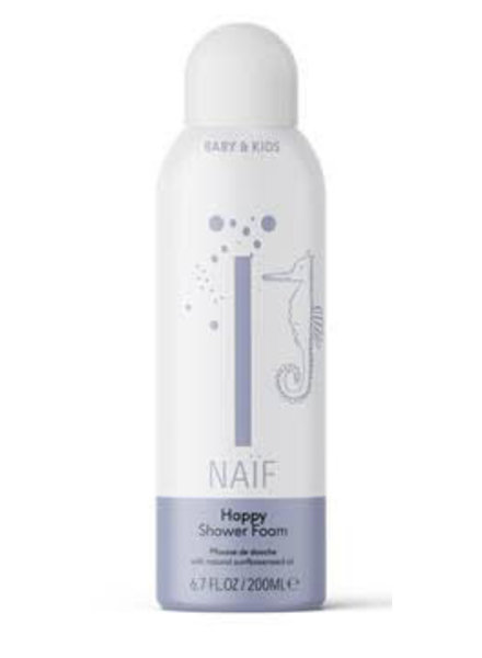Naïf Happy Shower Foam Baby&Kids
